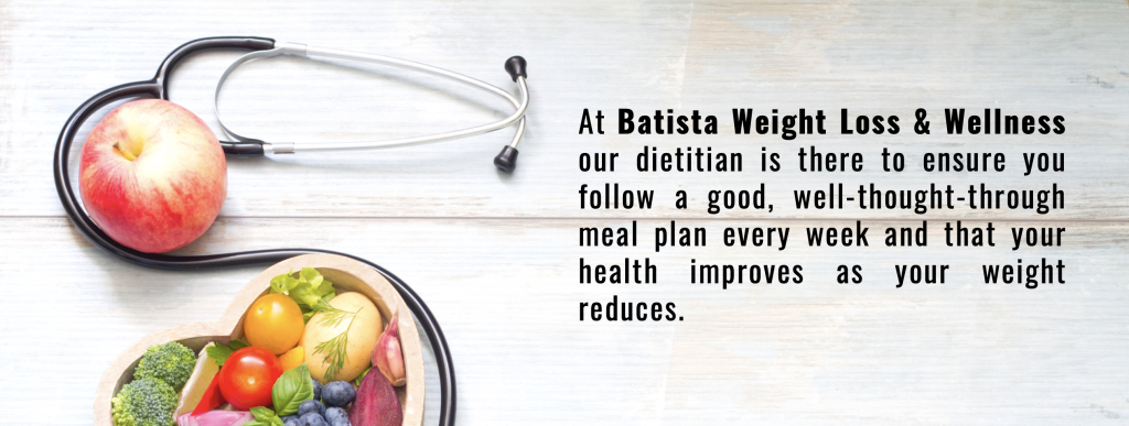 a quote - 4 Reasons Why You Should Consult a Nutritionist Dietitian for Weight Loss